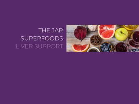 The Jar Superfoods: Liver Support
