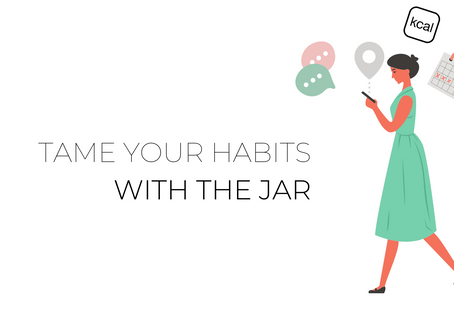 Tame Your Habits With The Jar [podcast pilot]