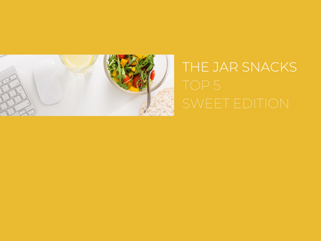 Snack Check: why our sweets are nailing healthy snacking