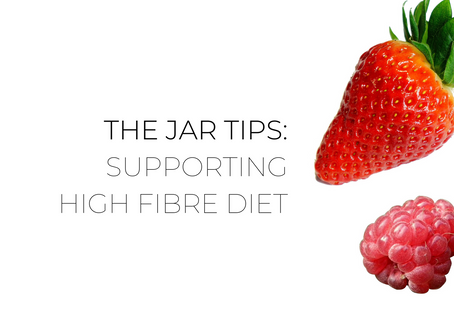 Keep Fit And Full With A High Fibre Diet