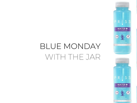 Blue Monday with The Jar