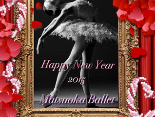 Happy New Year 2015 ♪