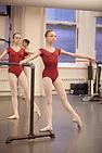 小学1年生から小学6年生までのバレエ基礎クラス