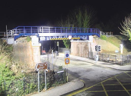 £2.7m bridge opens