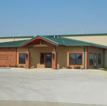 Wayne Municipal Airport Hangar