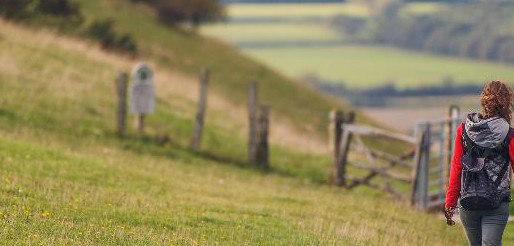 Join fundraising challenge of completing the South Downs Way in one day