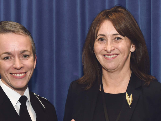 Award for police officers in rapist investigation