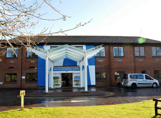 Andover Minor Injuries Unit rated 'Good' by Care Quality Commission