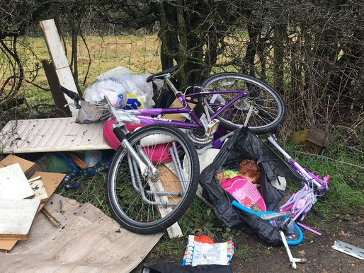 Fly tipping court cases success