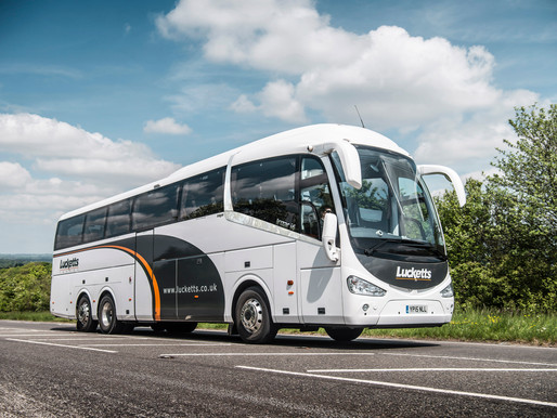 Coach firm chosen for revolutionary road safety pilot
