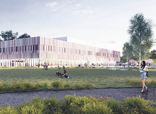 University plans new sports centre