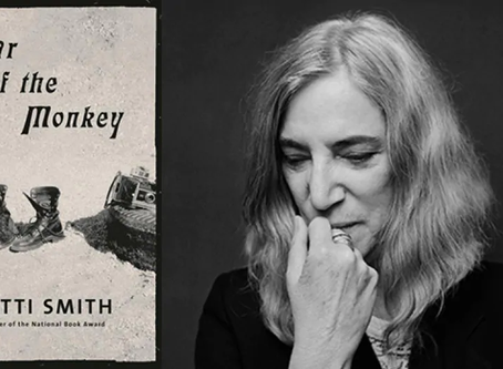 Dancing Barefoot with Patti Smith
