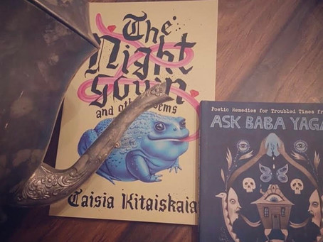 Folklore and the Perfect Nightgown with Taisia Kitaiskaia