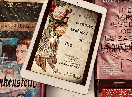 McHugh Gives Birth to the Monstrous Feminine in New Poetry Collection: A Complex Accident of Life