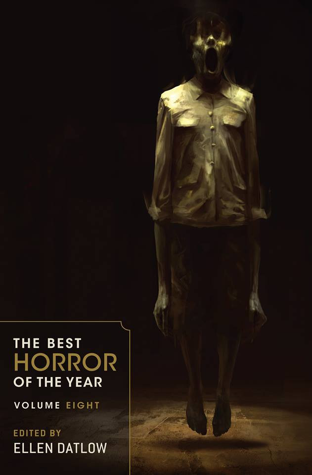 Year's Best Horror of the Year, Vol 8