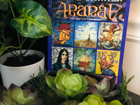 Wonder, Mischief, and Whimsy in Clive Barker's Abarat