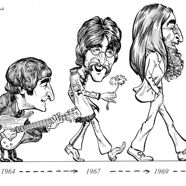 The Beatles - Evolution