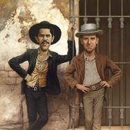 Barry and Joe - Butch and Sundance