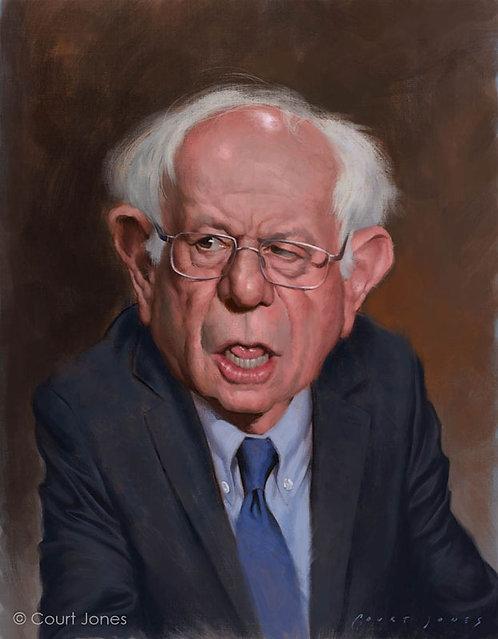 Bernie print