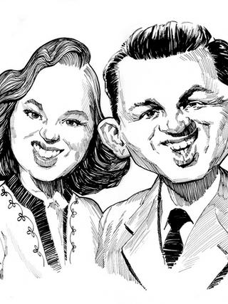George and Carolyn
