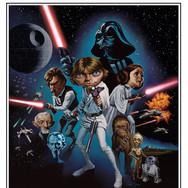 Star Wars Poster Parody