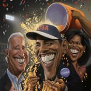 Obama/Biden Victory 2008