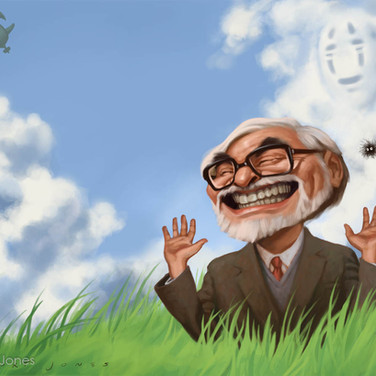 Hayao Miyazaki/Studio Ghibli
