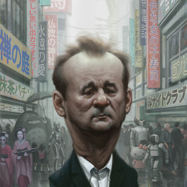 Bill Murray Lost