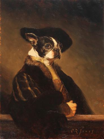 Mousey van Rembrandt