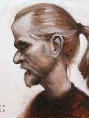 John Kascht Oil Painting