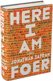 Book review: Here I am - Jonathan Safran Foer