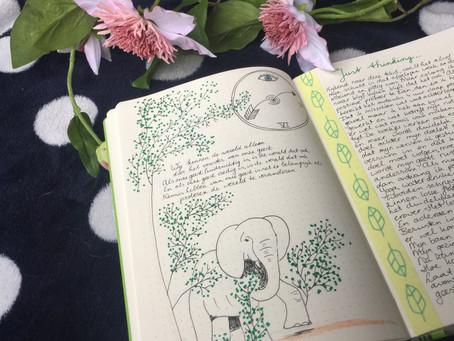 Buddha Journaling