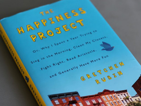 Book review: The Happiness Project by Gretchen Ruben