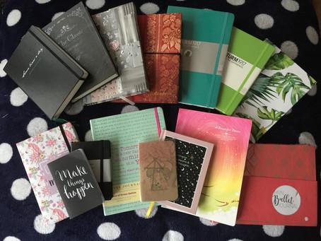 Mijn notitieboeken