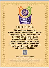 corona_vision_2020_India Records Academy