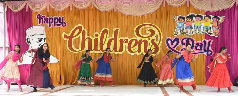 Childrens' Day Celerations 2018