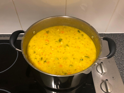 Paul & Karren's Special Dahl Recipe