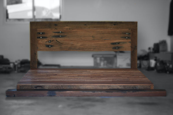 Handmade rustic king bed BW JPEG.jpg