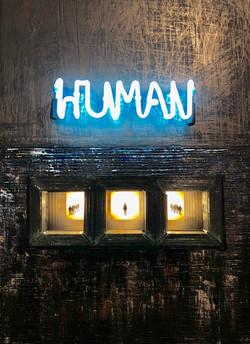 human: first person, singular