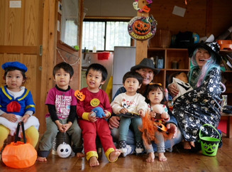 Happy and Fun Halloween Toddler Class!