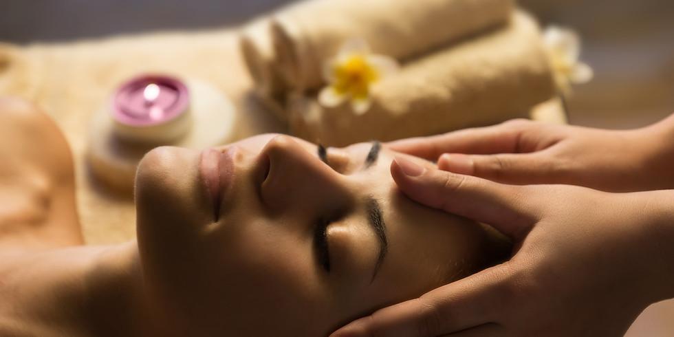 Thai Kopf- und Nackenmassage