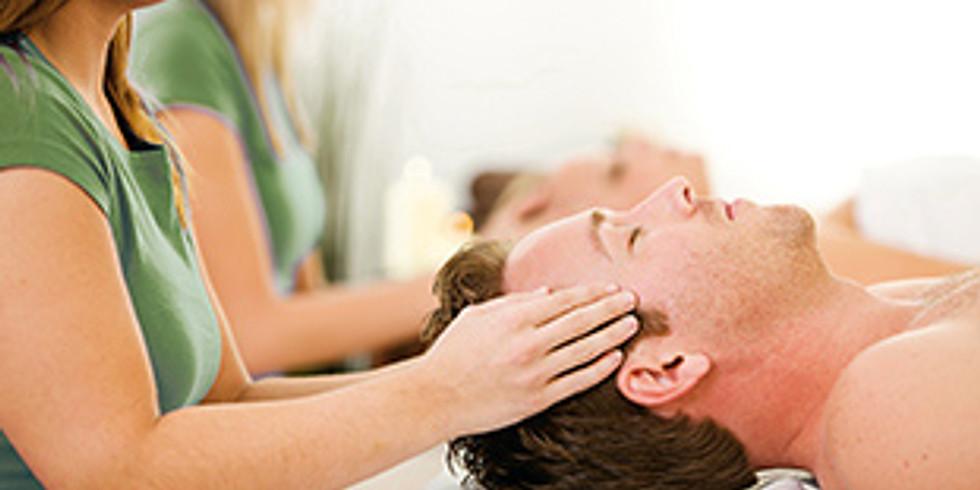 Massagetherapeut / Variante 1