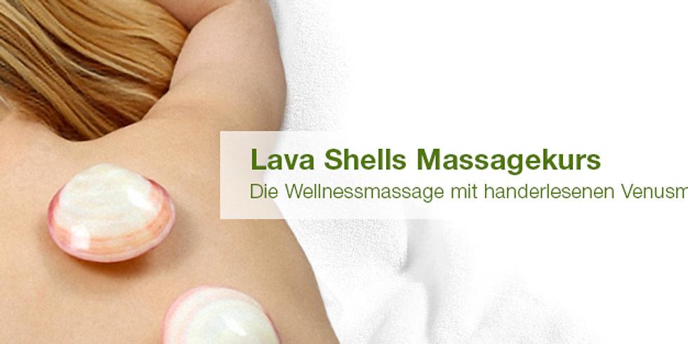 Lava Shells Massage