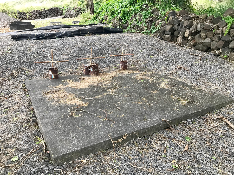Honuʻapo Cemetery Graves