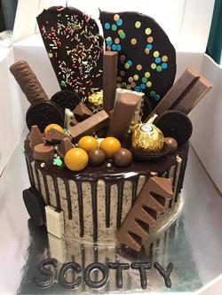 treats cake