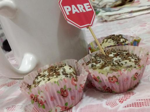 Pãezinhos de batata doce com farinha de tapioca :)