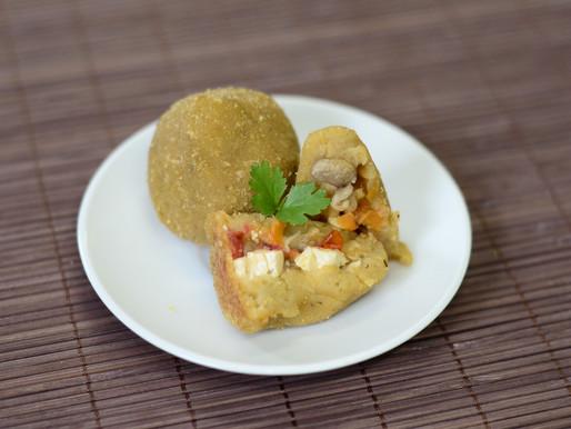 Coxinha Vegana