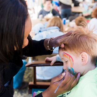 Vancouver Face Painting