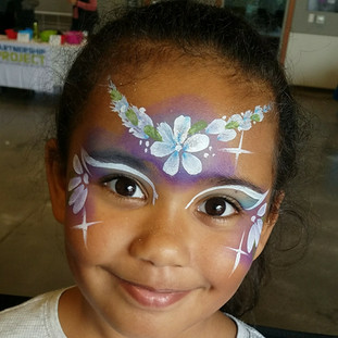 Portland Face Painting