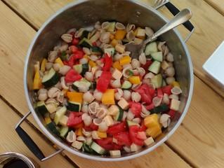 Pasta Salad in Minutes